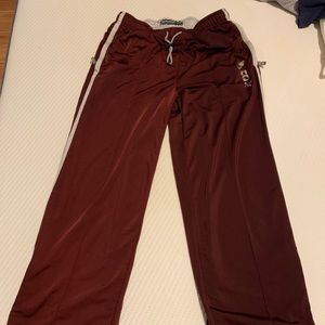Abercrombie & Fitch fleece track pants